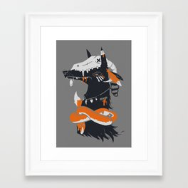 Hylactor Framed Art Print