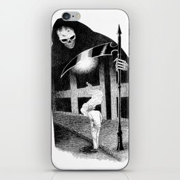 Dead of Night iPhone Skin