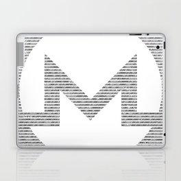 Binary Monero Laptop & iPad Skin