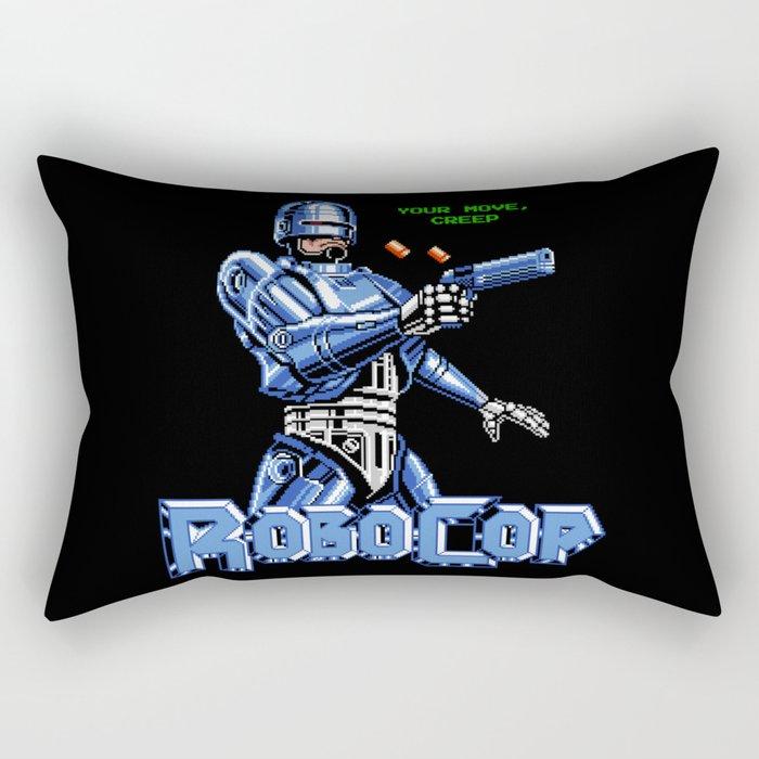 Your move, creep! Rectangular Pillow