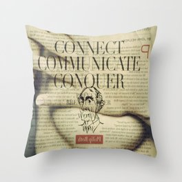 Vanity Throw Pillow