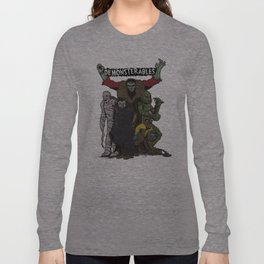 The Demonsterables Long Sleeve T-shirt
