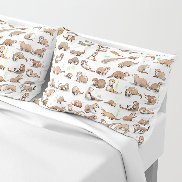 Otters collection Kissenbezug