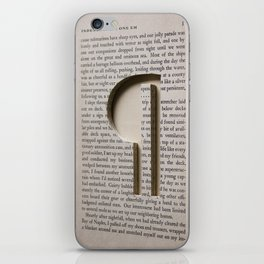 Paragraph Indentation iPhone Skin