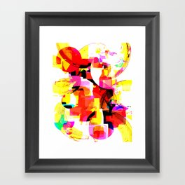 You Drive Me Bananas Framed Art Print