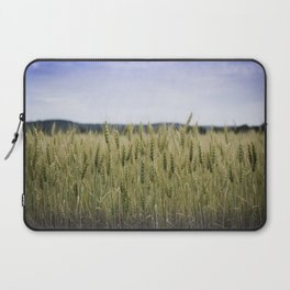 Grain Almost Ready For Harvest Laptop Sleeve