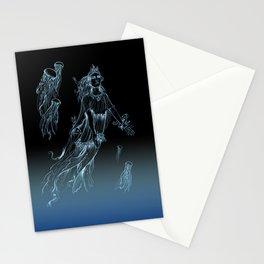 Sea Posse III - Jellyfish Stationery Cards