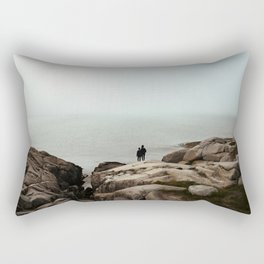 Tomorrow the world Rectangular Pillow