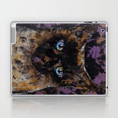 Balinese Cat Laptop & iPad Skin