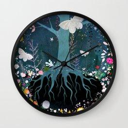 Underground Wall Clock