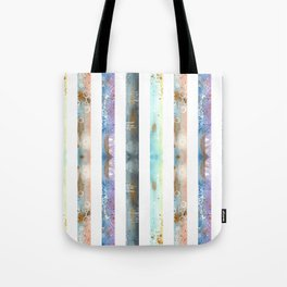 Watercolor Abstract Art Tote Bag