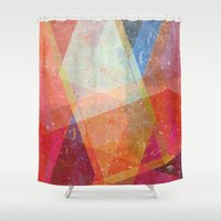 prism Shower Curtains featuring Prism by Zeke Tucker
