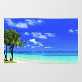 Beaches of Blue Rug