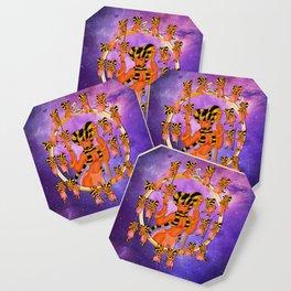 Queen 2 Chibi Set Coaster