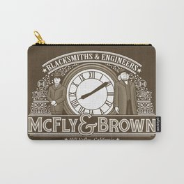McFly & Brown Blacksmiths Carry-All Pouch