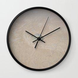 gelly fish Wall Clock