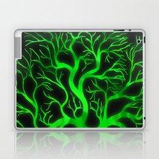 Emerald Branches Laptop & iPad Skin