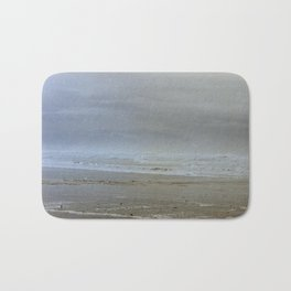 Oregon Coast Waves Bath Mat