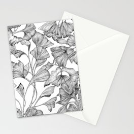 Gingko biloba Stationery Cards
