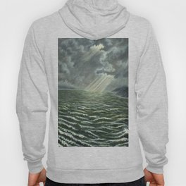Sunbeams and Rolling Seas Hoody