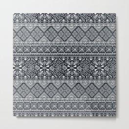 Grand Bazaar - Midnight Metal Print