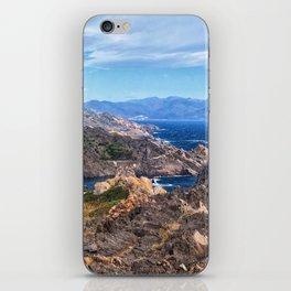 The New World iPhone Skin