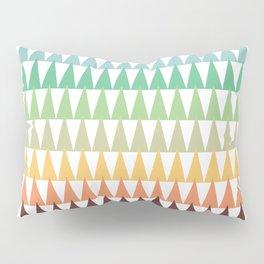 Colorful Corn Mountains Pillow Sham