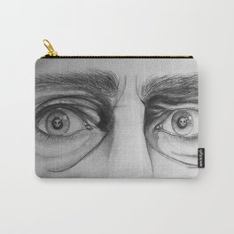 Starring Death in the Face Carry-All Pouch