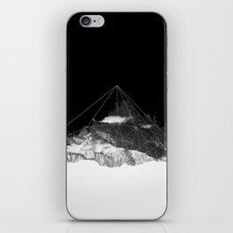 Crystal Mountain iPhone Skin