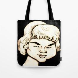 Etta James Tote Bag