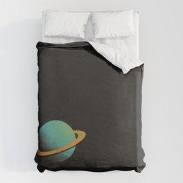 planet Duvet Cover