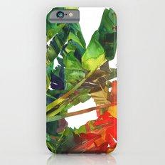 Bananas leaves iPhone 6s Slim Case
