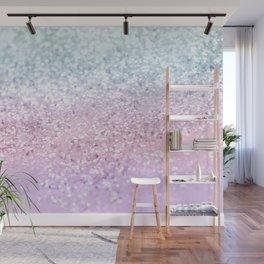 Unicorn Girls Glitter #4 (2019 Version) #shiny #pastel #decor #art #society6 Wall Mural
