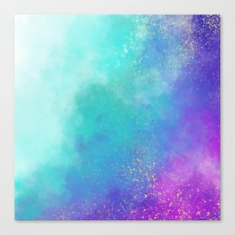 Unicorn Realm Canvas Print