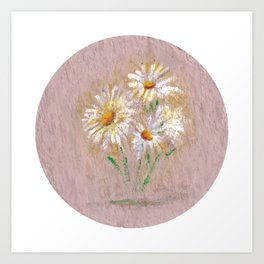 Flor V (Flower V) Art Print