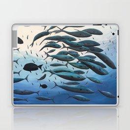 School of Fish Laptop & iPad Skin