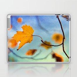 Autumn Gold Laptop & iPad Skin