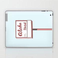 Aloha hotel Laptop & iPad Skin