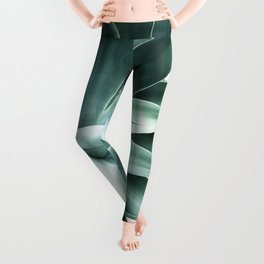 Bursting into life Leggings