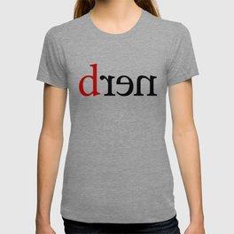 n e r d_blk T-shirt
