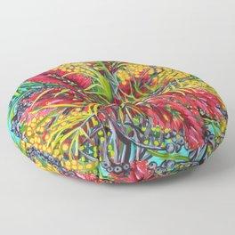 Australiana Floor Pillow