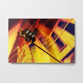 signals Metal Print