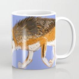 Totem Italian wolf (italicus) Coffee Mug