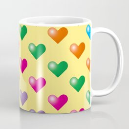 Hearts_F02 Coffee Mug