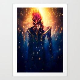 Code Geass   Lelouch Lamperouge Britannia Art Print