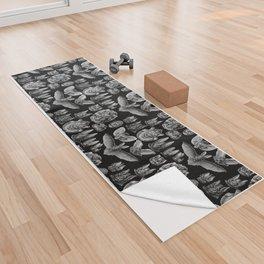 1904 Haeckel Chiroptera Yoga Towel