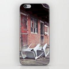610 Barn #2 iPhone & iPod Skin