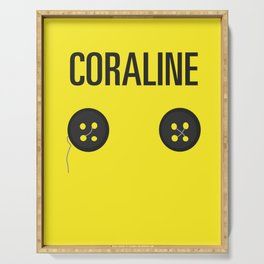 Coraline Serving Tray