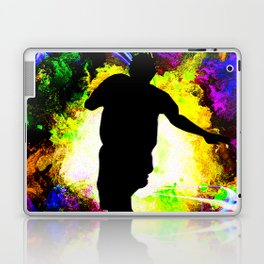 SOCCER FOOTBALL Laptop & iPad Skin