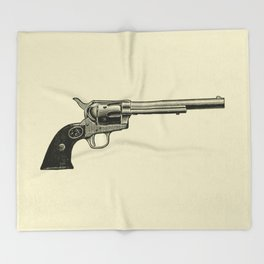 Revolver Throw Blanket